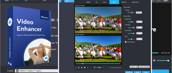 Vidmore Video Enhancer 1.0.8