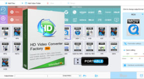 HD Video Converter Factory Pro 21.3 Portable